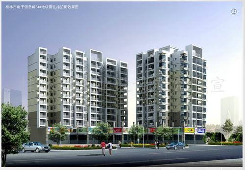 桂林市工业设计研究院 桂林市工业设计研究院,建筑